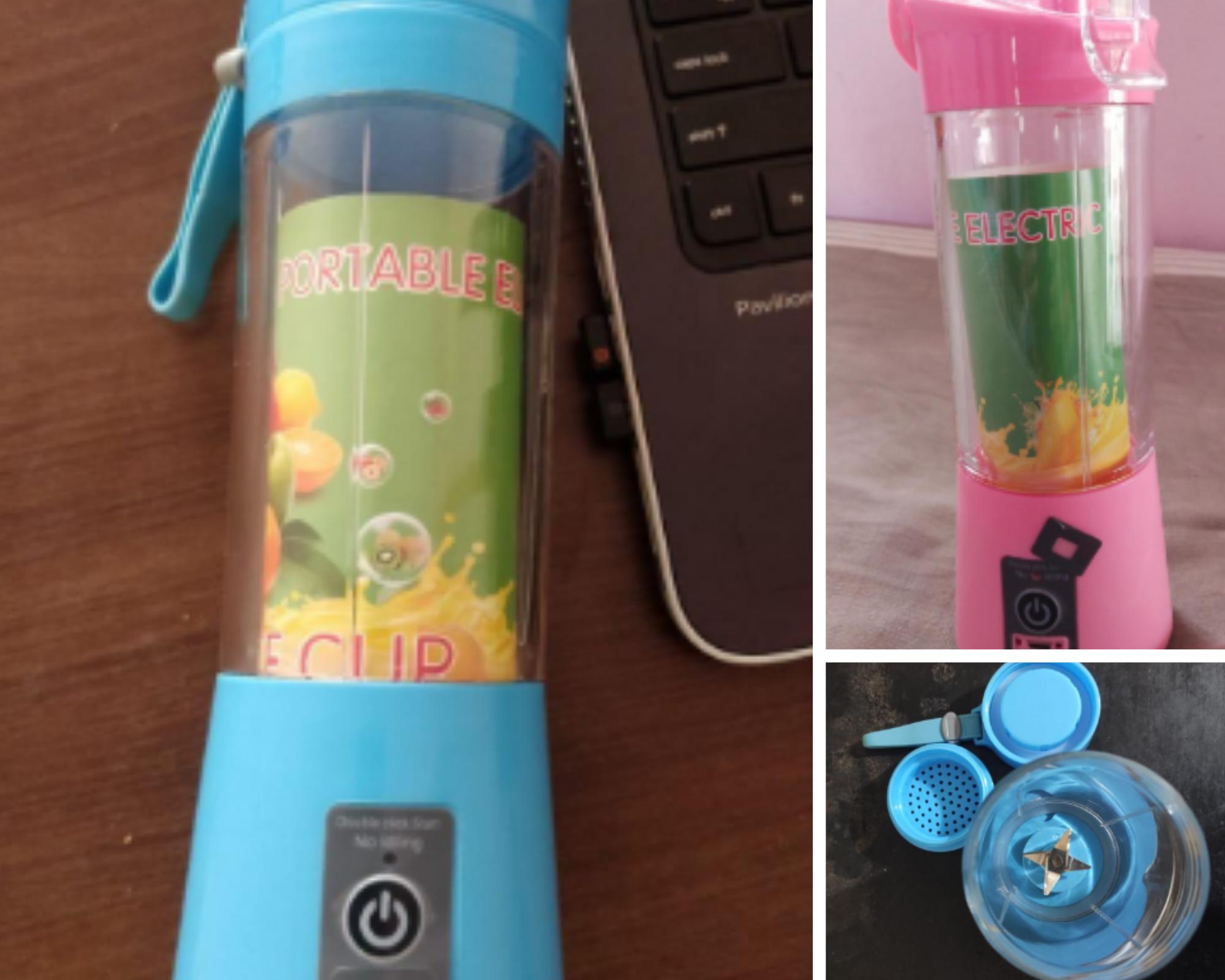 multipurpose portable blender